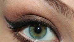 Как сделать макияж smoky eyes