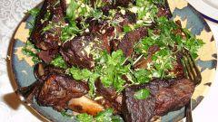 Как готовить мясо в фольге