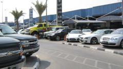 Как купить машину в ОАЭ