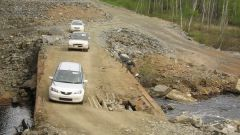 How to drive a car from Vladivostok