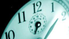 Как настроить механические часы