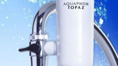 Как очистить фильтр для воды
