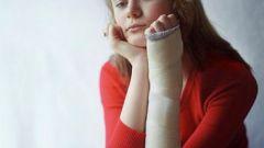 Как снять боль при переломе