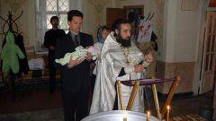 Как отмечать крестины