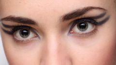 Как выделить зеленые глаза