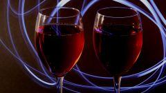 How to distinguish powder-wine