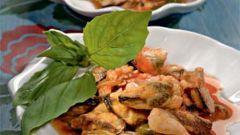 Как приготовить мидии в томатном соусе
