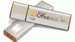 How to install Microsoft Office from a flash drive
