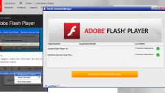 Как установить flash проигрыватель