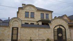 Как построить дом из камня