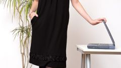 How to sew a sundress for office
