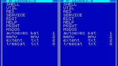 Как перейти в режим DOS