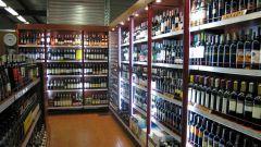 Как открыть вино-водочный магазин