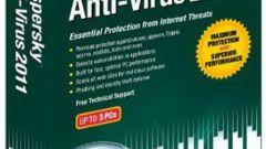 Как восстановить антивирус Kaspersky