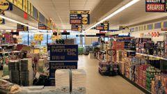 Как развлечь себя в супермаркете