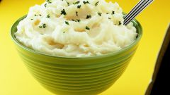 Как приготовить картофельное пюре для ребенка