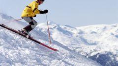 Как выбрать ростовку горных лыж