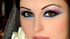 Как подбирать тени к карим глазам
