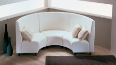 How to clean light sofas
