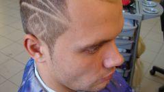 Как стричь волосы мужчине