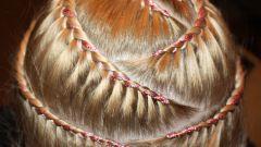 Как научиться заплетать волосы