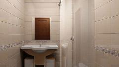 Как обшить ванну панелями