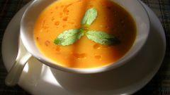 Как приготовить овощной суп ребенку