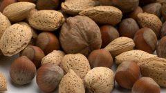Как мыть орехи