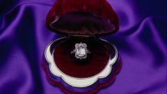 Как почистить кольцо с камнем