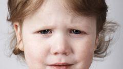 Как успокоить истерику ребенка