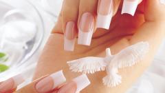 Как нарастить ногти акрилом на дому
