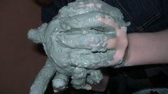 Как размягчить глину
