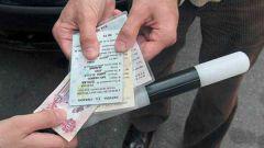 Как избежать лишения водительских прав