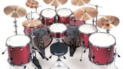 How to learn to play the drum set