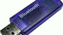 Как подключить адаптер bluetooth