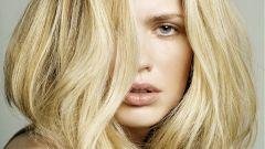 Как покрасить волосы перекисью