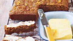 Как приготовить паркин – английский овсяный кекс с имбирём
