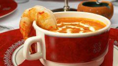 Как приготовить овощной суп-пюре