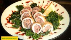 Как приготовить блюдо из кальмаров