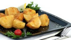 Как резать картофель