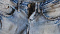 Как сделать юбку из брюк
