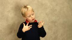 Как научить ребенка счету