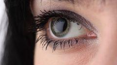 Как накрасить правильно глаза