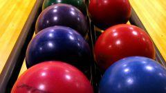 Как выбрать шар для боулинга