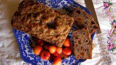 Как приготовить кекс в хлебопечке