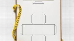 Как найти сумму длин рёбер куба