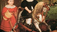 Как сделать деревянную лошадку