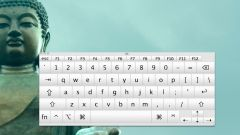 How to install virtual keyboard