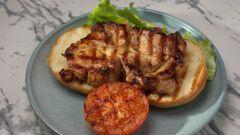 How to fry a pork chop