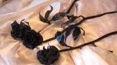 Как сделать кованую розу